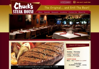 Chuck's Steak House