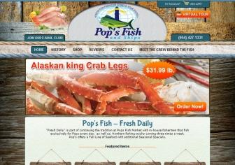 Pop's Fish & Ships
