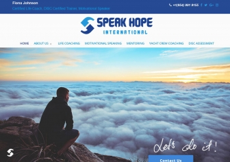 Speak Hope International