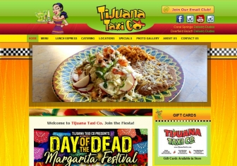 Tijuana Taxi Co. Restaurant